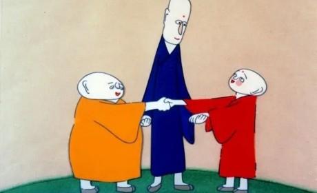 《三个和尚》故事家喻户晓,但背后深意又有几个人真正了解?