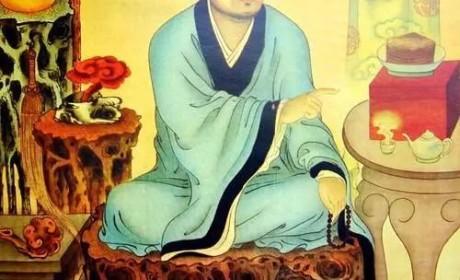 恭迎文偃禅师圣诞 他创立了禅宗一花开五叶之云门宗