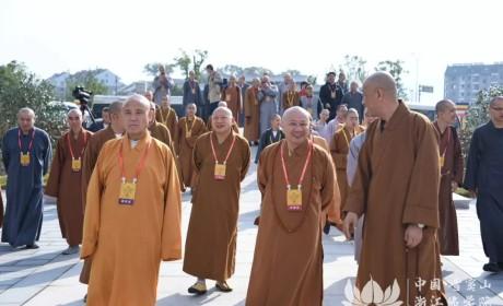 僧才云集,法音宣流:中国佛教讲经交流会首次在宁波举行