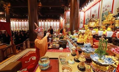 第三天 | 厦门南普陀寺无遮水陆法会内坛正式开坛