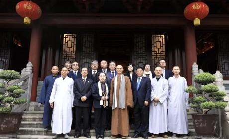 友谊花开,历久弥香——日本阿含宗代表团时隔22年再次访问广州六榕寺