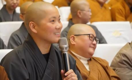 中国佛学院栖霞山分院、江苏尼众佛学院联合举行讲经交流活动
