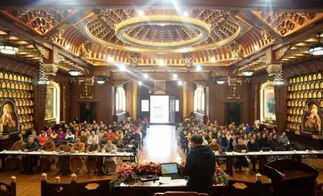 松江文化大讲堂 | 上海西林禅寺邀请业露华教授作《鸠摩罗什大师与中国佛教》主题讲座