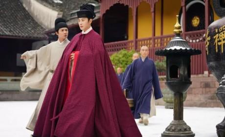 太美了!热播古装剧原来取景千年古刹天童禅寺