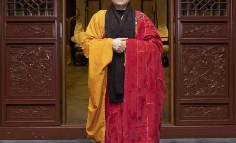 祈福2020|杭州灵隐寺光泉大和尚元旦祝福