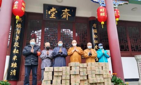 湖北法师发声:抹黑武汉归元寺不仅折辱了慈善,更寒了良善之人的心