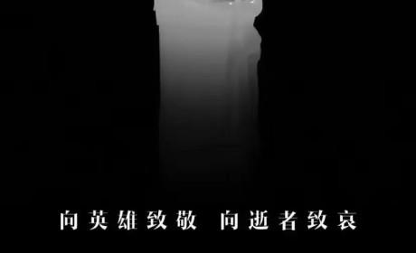 今晨,宁波佛教场所自发响应,降半旗致哀!