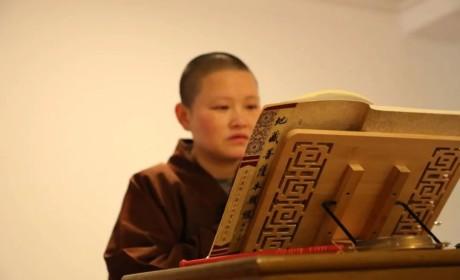 封城两个月 八位武昌佛学院尼僧倾情讲述自己的经历感受