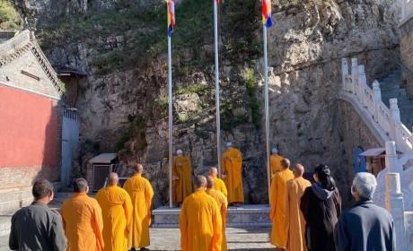 五台山各寺院有序恢复开放,喜迎八方游客