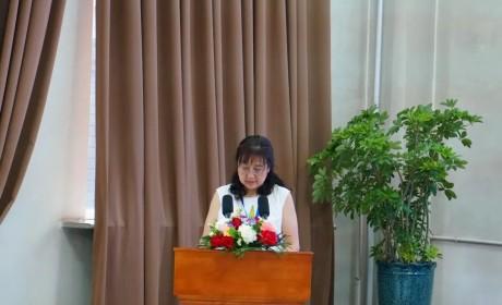 吉林省市(州)级佛教协会秘书长联席会议在长春召开