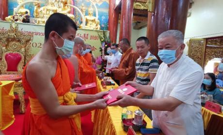 云南南传佛教2020年讲经交流在西双版纳举行 13位评委进行评审