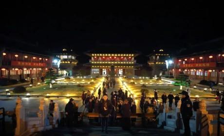 寺院年终盘点 | 48个镜头带我们重温2020年浙江奉化雪窦寺的春夏秋冬