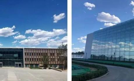 中国佛教协会新一届领导班子赴中国佛学院新校舍考察植树