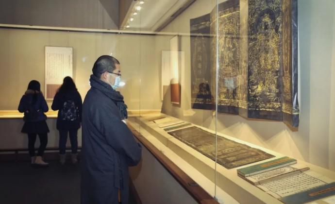 发现佛经之美!中国佛教典籍正统的装帧方式原来是这样的