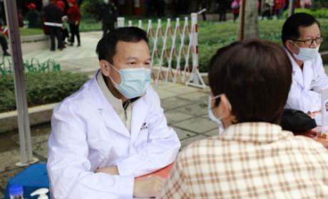 呵护健康·情暖半边天 | 南普陀寺慈善会举行关爱妇女健康义诊活动