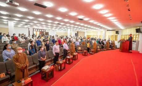 27年不忘初心 厦门南普陀寺慈善会举行换届大会