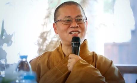 """苏州寒山寺第八期和合讲座 净因法师宣讲""""人间佛陀""""的主题思想"""