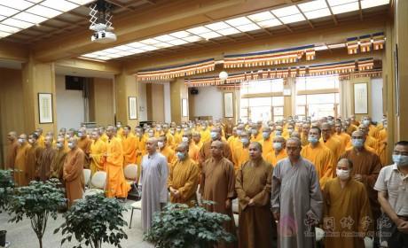 中国佛学院27名本科生毕业啦