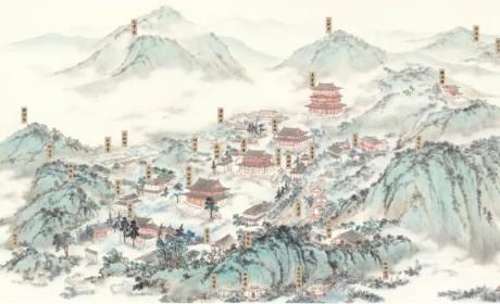 迎接建党百年 杭州径山禅寺举行升国旗仪式、观看庆典直播