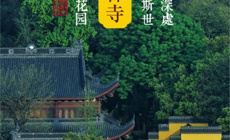 杭州永福寺隆重举行庆祝中国共产党成立一百周年祈福法会