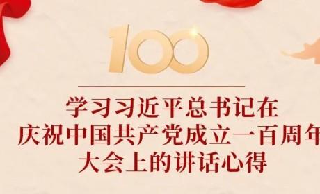 珠海普陀寺法师及居士代表分享学习庆祝中国共产党成立一百周年大会上的讲话心得