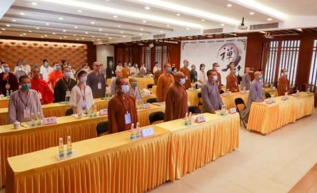 2021佛教英语培训班闭幕式在珠海普陀寺举行